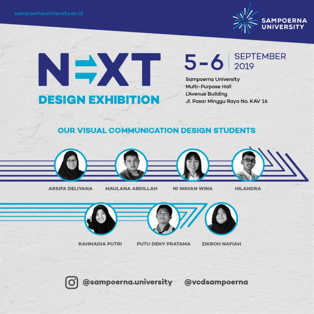 Next Generation One: Sampoerna University Design Exhibition